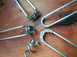 Reserviert!  Forken und Spiralstab