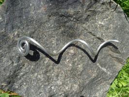 Reserviert! Spiralhaarstab Schnecke 13,5cm