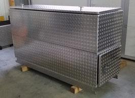 Werkzeugbox/Pritschenbox   2-Teilig Ober und Seitenlader
