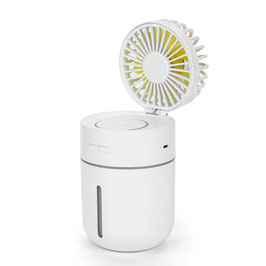 Mini-Ventilator mit Luftbefeuchert GO-T9W