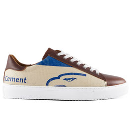 Elephbo Recycling Sneaker Low - Blue Eagle