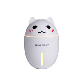 Linuo 3 in 1 Luftbefeuchter Cat, USB, GO-WTY1-W