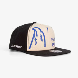 Elephbo Recycling Snapback - Blue Light