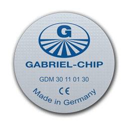Gabriel-Chip DECT und Babyphone, geeignet für Sender- und Empfängergerät, 1 Chip (DEGDM30SI30)