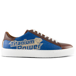 Elephbo Recycling Sneaker Low - Blue Diamond