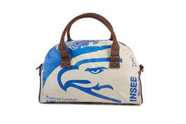 Elephbo Recycling Reisetasche (Weekender) - Blue Eagle