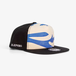 Elephbo Recycling Snapback - Blue Label