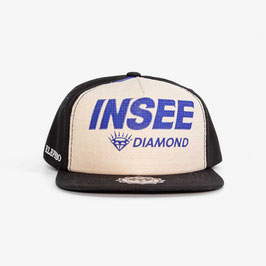 Elephbo Recycling Snapback - Blue Insee