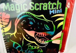 Dino Magic Scratch mini