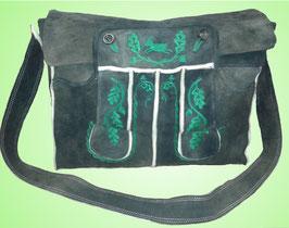 Lederhos'n-Tasche zum Umhängen