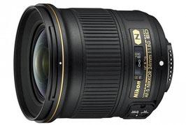 Nikon AF-S NIKKOR 24 mm 1:1,8G ED + 5-Jahre-Garantie-Aktion
