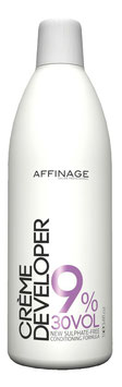 AFFINAGE CREME DEVELOPER 1 LITER 9%