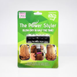 The POWER STYLER - in Blau / Pink / Silber / Schwarz