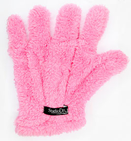 Studio DRY Hair Drying Gloves - PINK