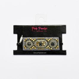 GW - PINK PEWTER NEHA - GOLD/GRAY