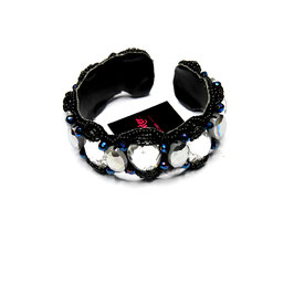 MAYBELLINE CUFF - BLACK BLUE