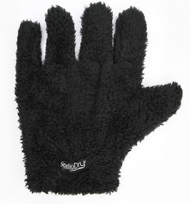 Studio DRY Hair Drying Gloves - BLACK