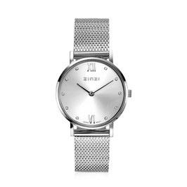 ZINZI Lady Crystal horloge