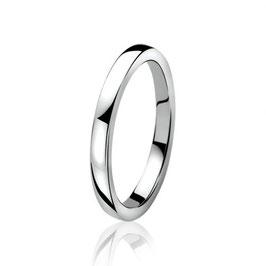 Zilveren Ring Glad