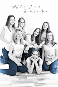 "Fotoshooting "" Best Friends """
