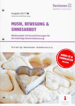 Musik, Bewegung & Sinnesarbeit Ausgabe 2017|38