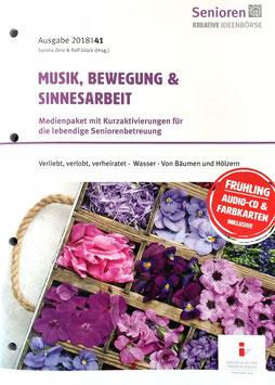 Musik, Bewegung und Sinnesarbeit 41