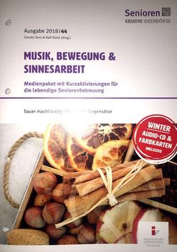 Musik, Bewegung und Sinnesarbeit 44