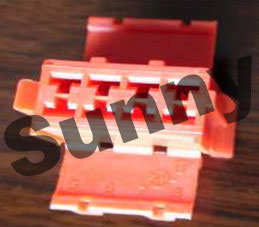 3801-00222 Connector C / red  ref: HS53-6600-083