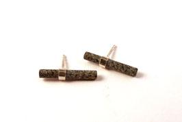 Drill Core Earrings