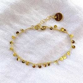 gold boho bracelet