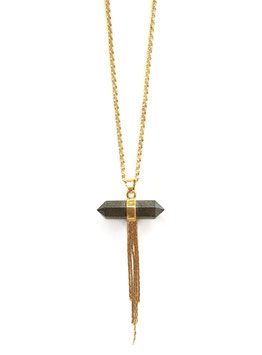 pyrith collier gold