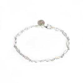 zirconia BRACELET silver