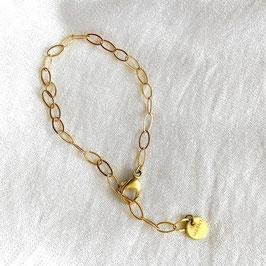 SIMPLE BRACELET CHAIN GOLD