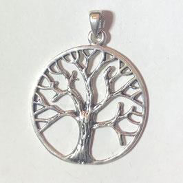 Baum des Lebens Anhänger Silber 925