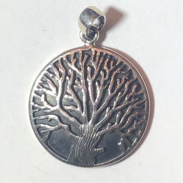 Lebensbaum Anhänger Silber 925
