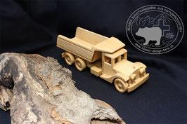 Holzspielzeug Kipper