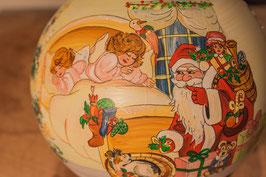 Besuch des Weihnachtsmannes