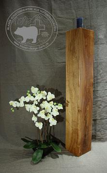 Holz Säulen Kerzenständer aus Birkenholz