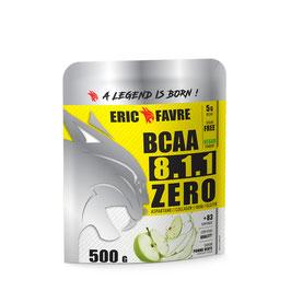 Eric Favre BCAA 8.1.1 Zero Vegan 500gr