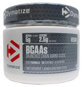 Dymatize BCAAs 300gr (goût neutre)  Vegan