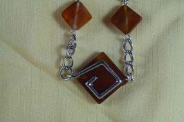 Cornaline (Bracelet terre)
