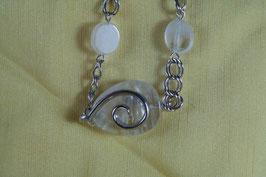 Cristal de roche (Bracelet eau)