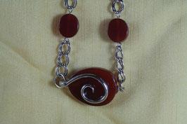 Cornaline (Bracelet eau)
