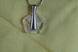 Cristal de roche (Collier air)