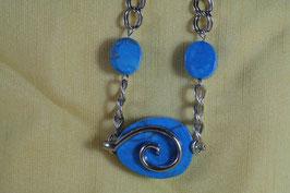 Turkénite (Bracelet eau)