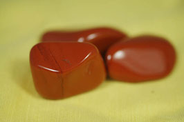 Jaspe rouge (polie)