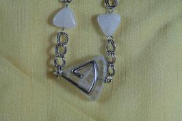 Cristal de roche (Bracelet feu)
