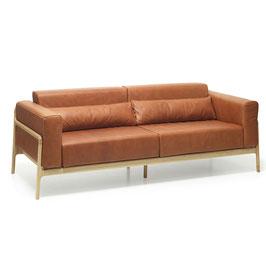 Sofa Fawn drei Sitze plus