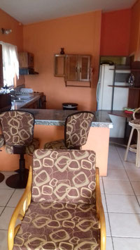 Accommodation Booking Fee - 3 bedroom apartment - Woodbrook (Alberto Street)