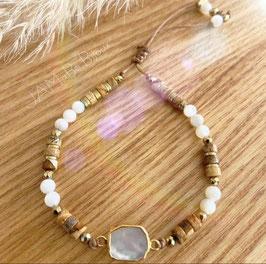 "Bracelet ""WHITE PEARL"""